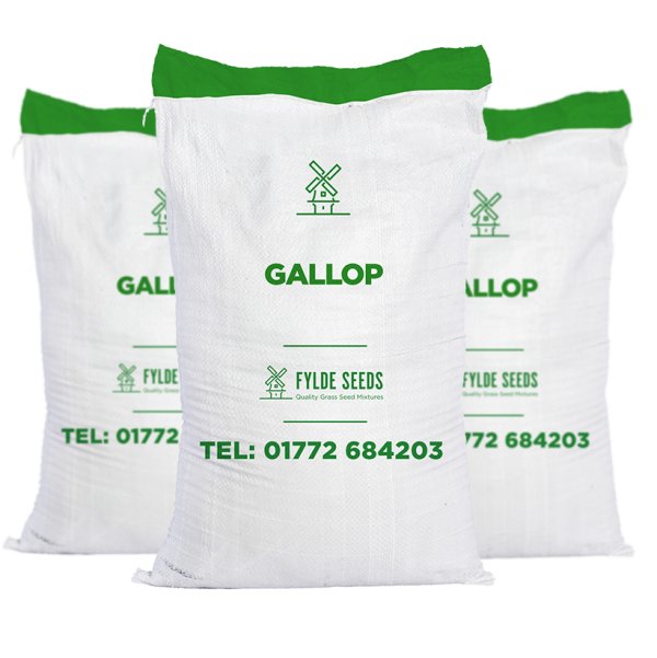 Gallop grass seed bags