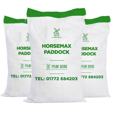 HorseMax Paddock Grass Seed bags