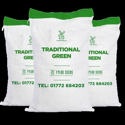 Traditional Green grass seeds
