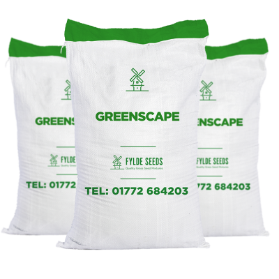 Greenscape seed bags